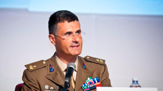 Il maggiore Amato invitato speciale al Meeting di Rimini