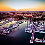 Cinque ancore d'oro al Porto degli Argonauti