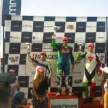MOTOCICLISMO: Rubino primo ieri a Vallelunga nel Trofeo Bridgestone