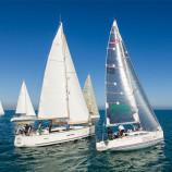 Partito ieri il Campionato invernale di vela del Mar Jonio