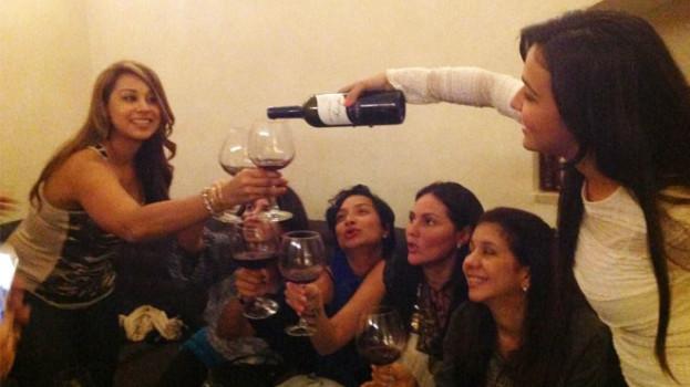 A palazzo Gattini l'eccellenza del vino si sposa con il rock