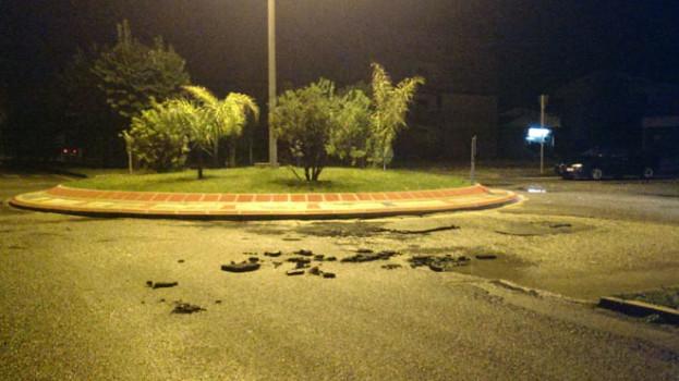 Allarme rientrato a Marconia di Pisticci. Ora c'è la conta dei danni (Aggiornamento ore 2:00)