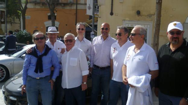 """Raduno automobilistico a Matera. Per un giorno """"capitale della Porsche"""""""