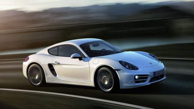 Raduno automobilistico della Porsche fra Matera e le Dolomiti lucane