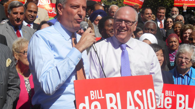 Ha origini lucane il nuovo sindaco di New York, Bill De Blasio