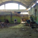 Una discarica al posto della centrale del latte di Matera