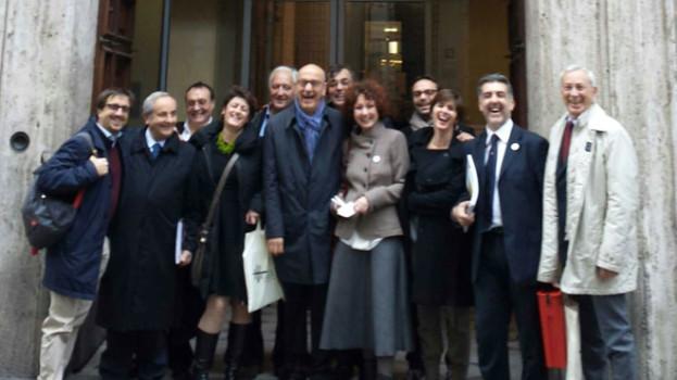 Matera 2019, una delegazione del comitato a Roma per la preselezione