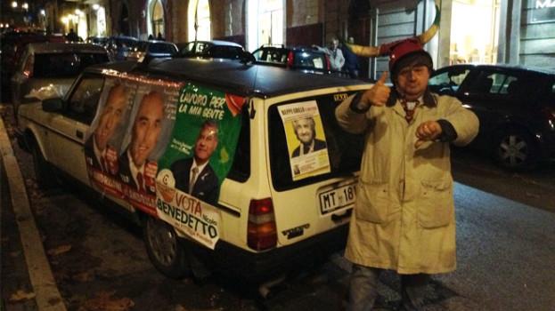 Appello al voto di Girolamo Lacertosa per le regionali 2013 in Basilicata