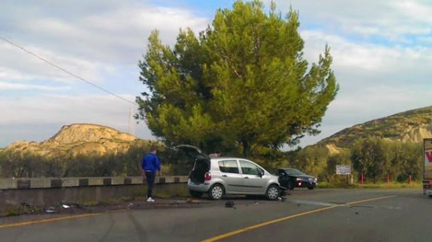Incidente a Pisticci sulla strada provinciale Pozzitello – Craco