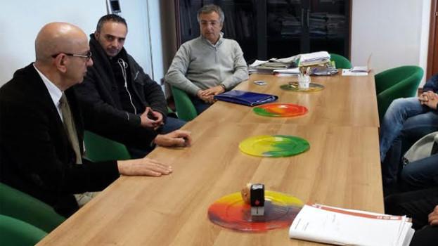 Tensostruttura di via dei Sanniti a Matera, entro il 15 dicembre termineranno i lavori
