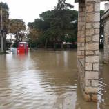 Allagamento a Metaponto. Le conseguenze del ciclone Nettuno (Fotogallery)