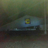 Frana a Montescaglioso: crolla il supermercato Lidl