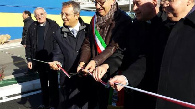 Inaugurata via La Martella a quattro corsie