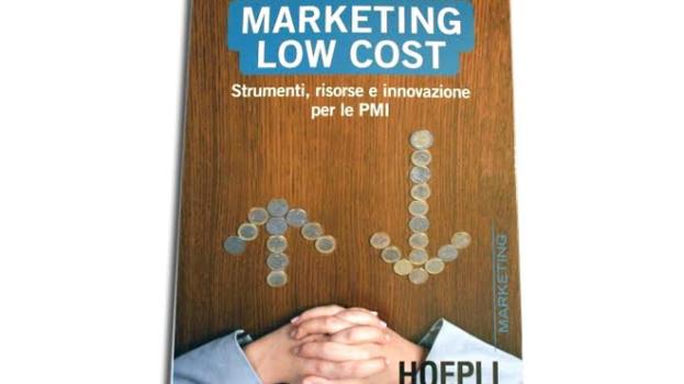 I segreti del Marketing low cost per le Pmi nel nuovo libro di Alessandro Martemucci