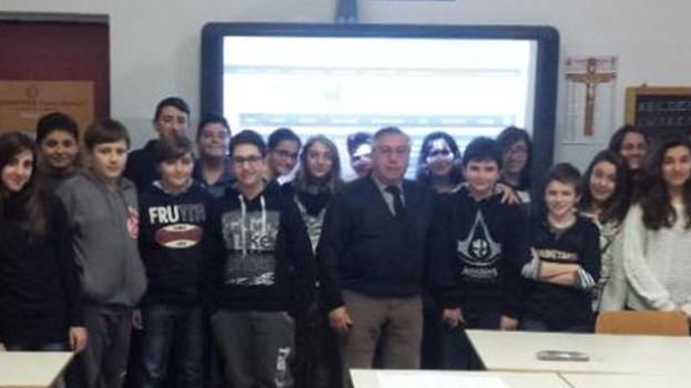 """Giovani giornalisti alla scuola """"Torraca"""" di Matera"""