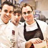 Michele Fortunato, giovane chef lucano nella Parigi bene