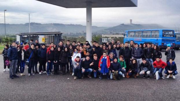 Bernalda: impossibile raggiungere la scuola, 70 studenti costretti a ritornare a casa