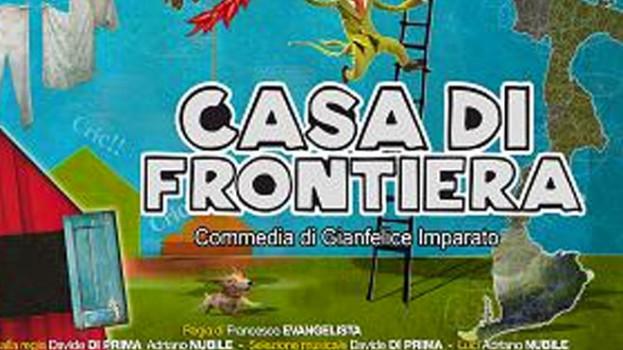 """Lo spettacolo """"Casa di Frontiera"""" nella rassegna Notti di Teatro al Centro Tilt di Marconia"""
