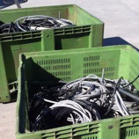 Ritrovati dalla Polizia i cavi di rame della pubblica illuminazione rubati a Policoro