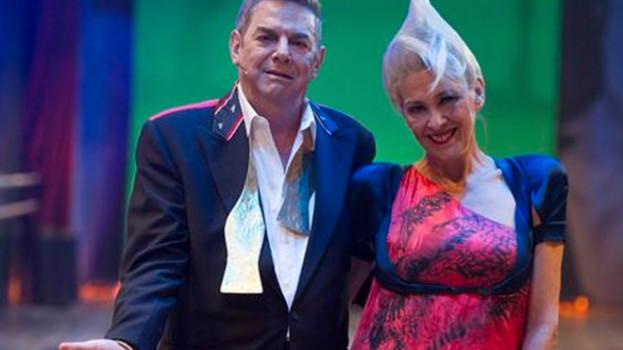 Krisma e Sergio Rubini nel weekend del Ueffilo di Gioia del Colle