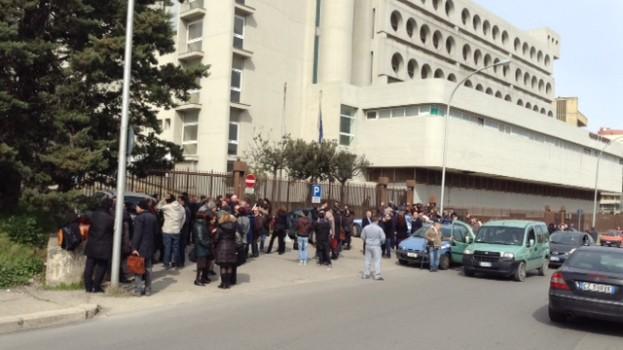 Allarme bomba rientrato al Tribunale di Matera