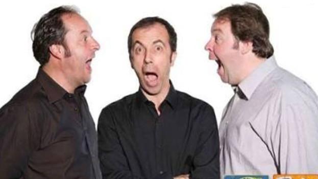 Il Trio Ricotta sbarca a Bernalda per festeggiare 25 anni di successi