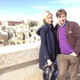 Weekend a Matera per l'attrice Ami Veevers Chorlton. L'intervista
