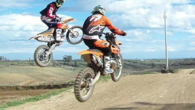In Basilicata la prima prova del campionato italiano motocross senior
