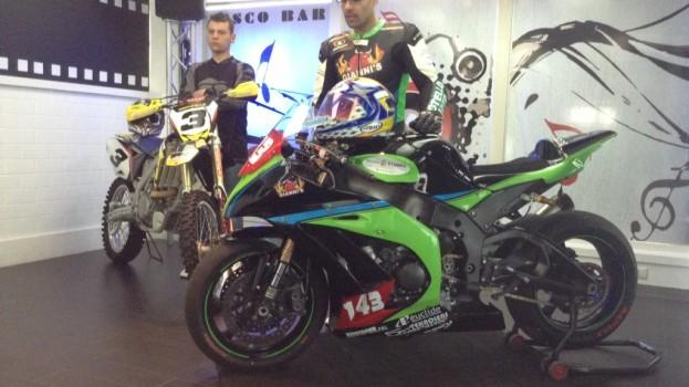 Motociclismo: Il team Otello riscalda i motori con Rubino e Taratufolo