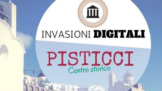 Invasioni Digitali a Pisticci: racconta la tua storia!