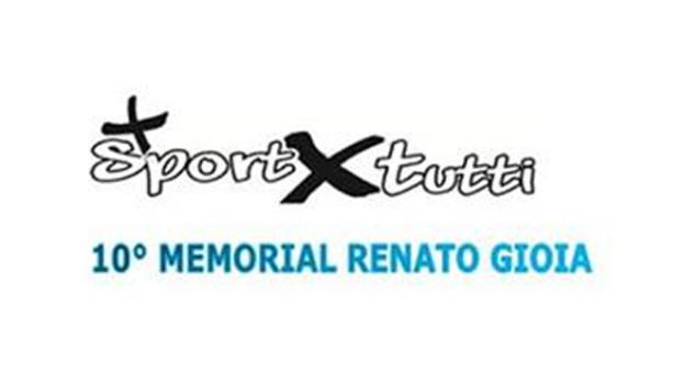 Il 1 Maggio si ricorda Renato Gioia con il 10° Memorial a lui dedicato