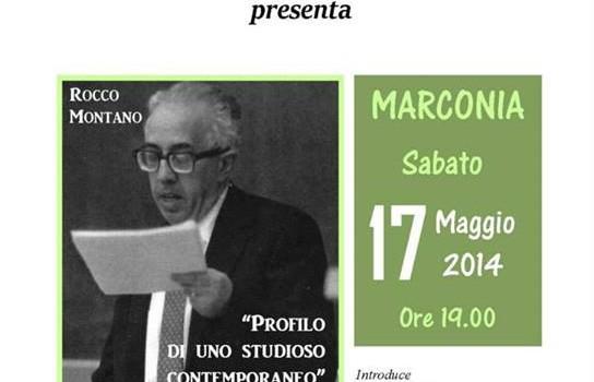La CECAM di Marconia ricorda un illustre figlio della Lucania: Rocco Montano