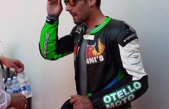 MOTOCICLISMO: RUBINO TERZO A IMOLA NEL CAMPIONATO NATIONAL TROPHY