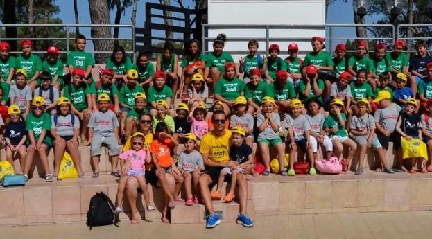 """Grande successo per la terza edizione del """"Day Camp"""" di Riva Dei Greci Bernalda"""