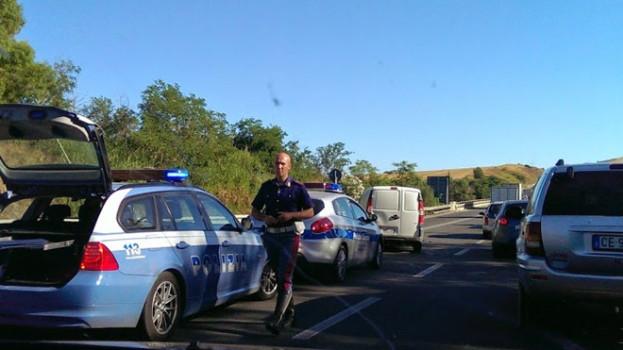 Incidente sulla statale Matera – Ferrandina