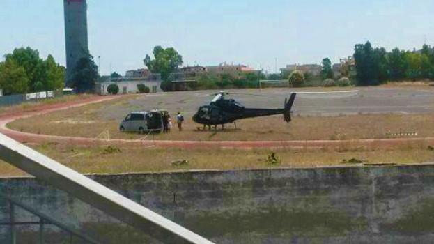 Il regista hollywoodiano Wes Anderson atterra a Bernalda