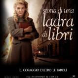 """""""STORIA DI UNA LADRA DI LIBRI"""" DOMANI AD ARGOMOVIE"""