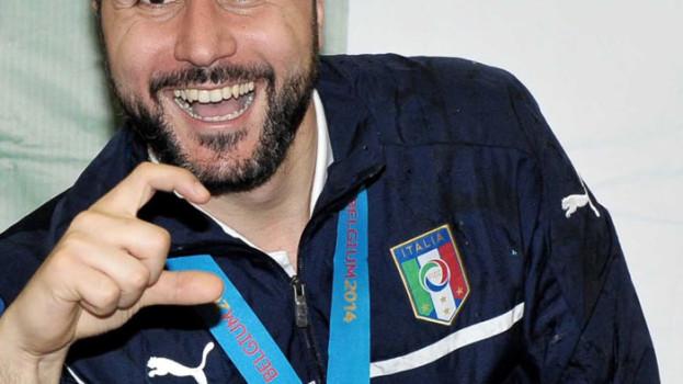Il pisticcese Lo Senno racconta la sua esperienza con la nazionale di Futsal