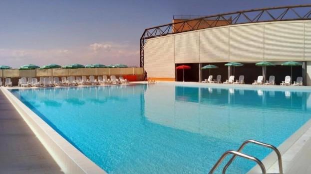 Adriatika Nuoto è il nuovo gestore della piscina di Marconia