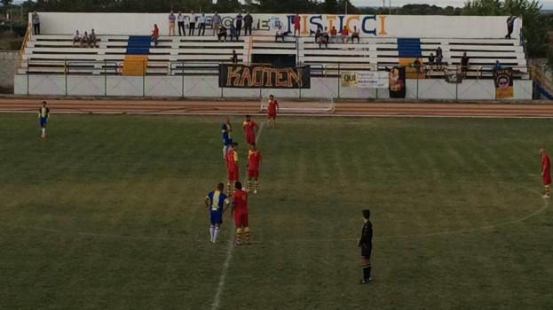 PisticciMarconia sorprende il Real Tolve e inizia la stagione con i tre punti