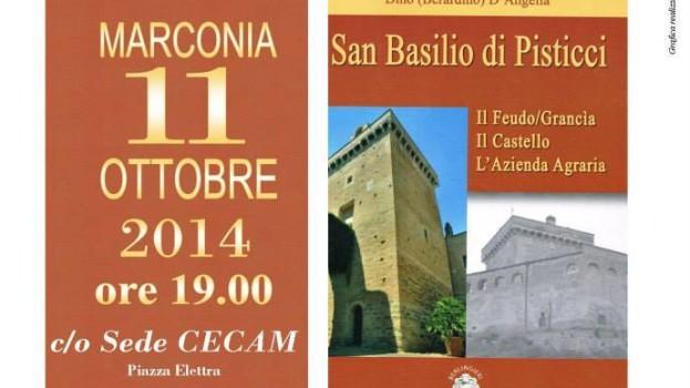Il CECAM ospita la presentazione del nuovo libro di Dino D'Angella