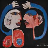 L'artista Materano Cesare Maremonti espone a Pesaro