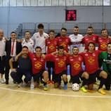 Il Bernalda Futsal torna a giocare: c'è la Coppa Batta