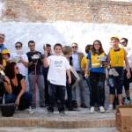 imbiancare muri calce dirupo legambiente pisticci pacchiana basilicata magazine 4