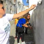 imbiancare muri calce dirupo legambiente pisticci pacchiana basilicata magazine 5