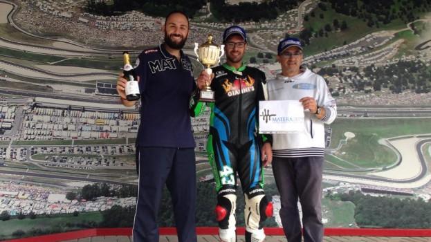 MOTOCICLISMO: RUBINO QUARTO ASSOLUTO AL CAMPIONATO NATIONAL TROPHY