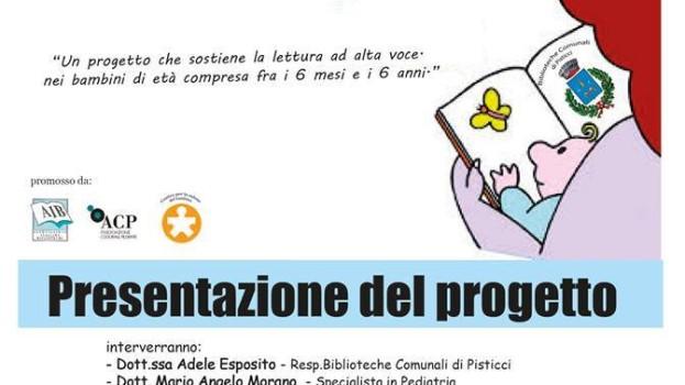 La lettura per i più piccoli promossa dalle Biblioteche Comunali di Pisticci e Marconia