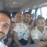 Vittorio Lo Senno in Kuwait con la nazionale di calcio a 5 italiana