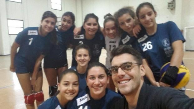 Parte bene l'avventura della Scuola Volley PisticciMarconia Under 16