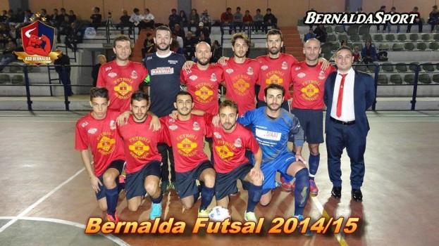 Il Bernalda Futsal passa il turno di Coppa  a suon di gol